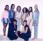 Miss Ghana Canada 2003:  8 qualified registered contestants