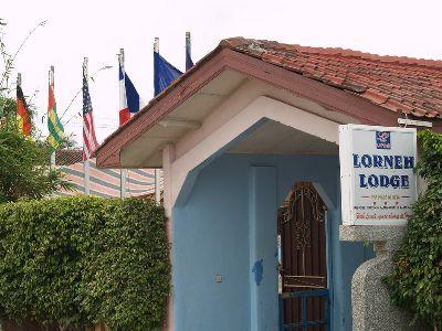 The Pride of Keta; Lorneh Lodge