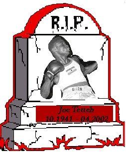 Joe Tetteh: 1941 - 2002