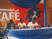 Pictures From The ?Nescafe African Revelations? (NAR) Launch