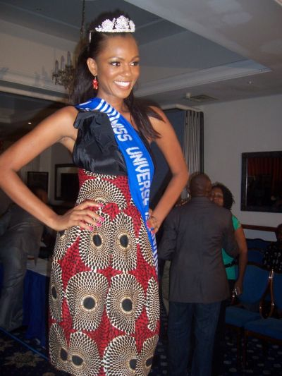 Jennifer Koranteng crowned Miss Universe Ghana