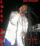 Lucky Dube:  Aug 3 1964 - Oct 18 2007