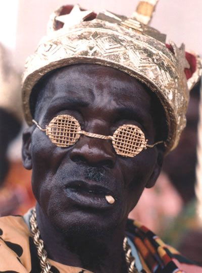 Chief of a village/town in the Ashanti Region