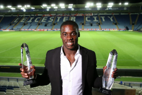 Young Player of the Year Winner & Players' Player of the Year Winner: Jeff Schlupp