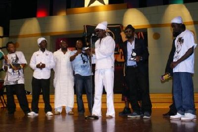 Stars sparkle at Ghana Music Awards