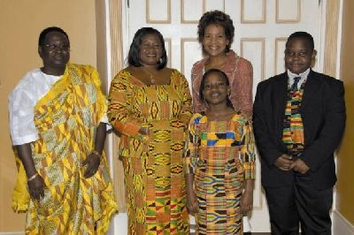 Ghana?s New High Commissioner to Canada Presents Letters of Commissiom