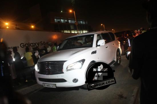 Foto do carro de Sisqo