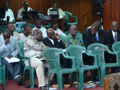 Ghana@50 Probe Begins