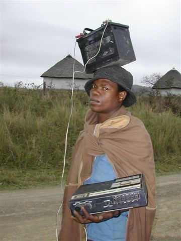 iPod -If u cant aford it, re-invent it