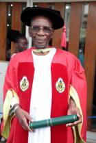 Founder of The Royal Bank awarded doctorate degree