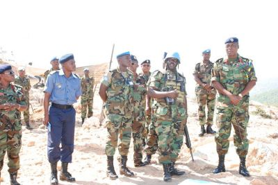 Chief of Army Staff Visit Ghanaian Troops Serving In Lebanon