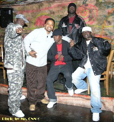 Castro, K K Fosu and Kofi Nti Storm NY