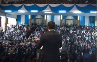 Kenya: Italian PM wore bullet proof on visit to State House