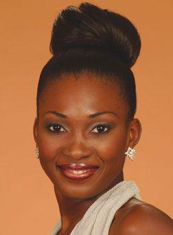 Miss Ghana  @Miss Universe