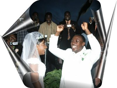 The Wedding Of Rev. And Mrs Andy M. Y. Boakye