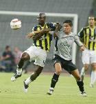 Appiah's Debut: Fenerbache 5 Everton 0