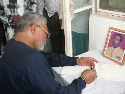 Dan Lartey Brought Colour To Ghana Politics Rawlings