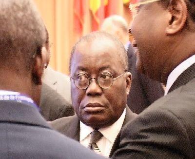 Ghana Joins 'La Francophonie'