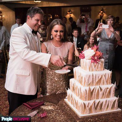 Inside Vanessa Williams's Egyptian-themed wedding