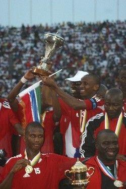 U-17 Cup African Cup: Gambia 1 Ghana 0