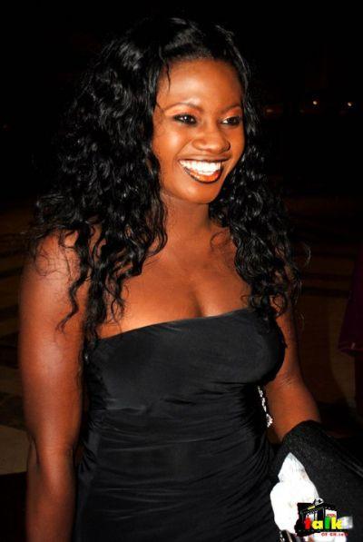 Fashion at Ghana Movie Awards