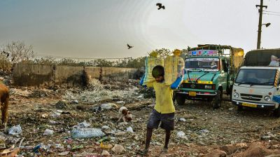 Millions of children hard at work in India