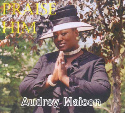 New Gospel Sensation from New Jersey -Pastor Audrey Mason