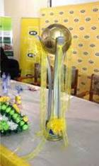 MTN FA Cup trophy stops at Manhyia Palace
