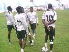 Getting Ready For Senegal