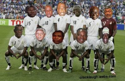 Ghana's Top 11