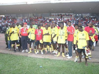 CAF Finals - Kotoko vs. Hearts