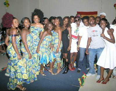 Spotlight - Ghanaian Royals in New York