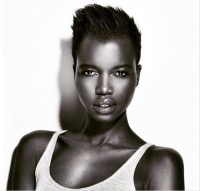 Nykhor Paul reveals what it is like to be a black model