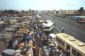 Images of Accra