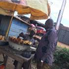 Kennedy Agyapong spotted buying roasted corn by the roadside