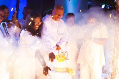 Prof Alabi and wife celebrates 20 years of marriage