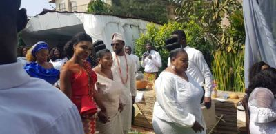 Photos from Becca's traditional wedding