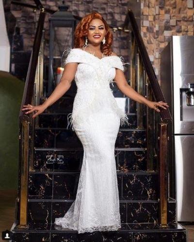 Nana Ama McBrown celebrates 41st birthday with stunning photos