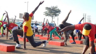 Why Uganda is the 'world's fittest country'