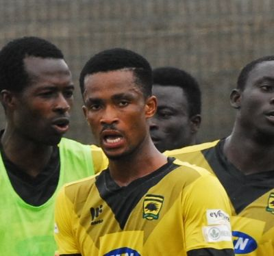 Kotoko duo Osei Agyemang and Isaac Quansah not worried being transfer-listed
