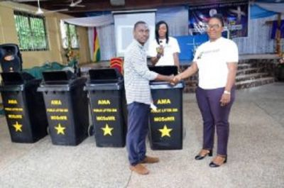 Oneghana Movement engages students of Faith Community Baptist Complex Schools on sanitation