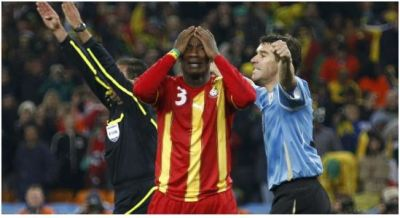 Five memorable moments in the career of Asamoah Gyan