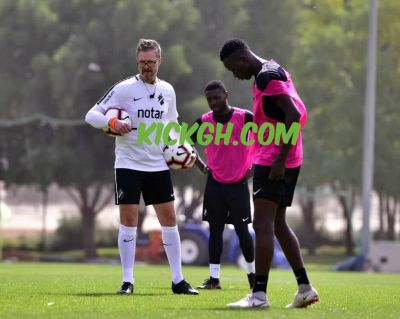 Dreams FC's Cletus Nombil begins training with Swedish side AIK