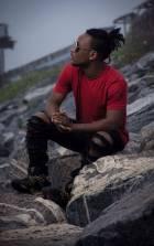 Dancehall musician Epixode looks slinky in new promo photos