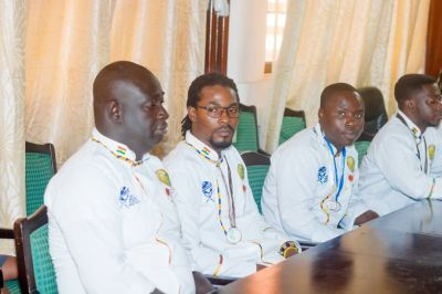 Chefs Association of Ghana pays courtesy call on Minister for Tourism