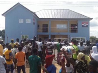 Deputy Energy Minister constructs office complex for NPP