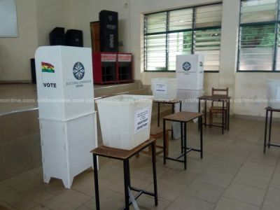 NPP polls: 800 'stranded' at Wa after voting materials delay