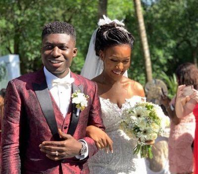 Black Stars midfielder Alfred Duncan weds long-time girlfriend