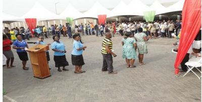 GPHA holds Thanksgiving Service for the year 2017