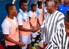 Tamale Stadium renamed Aliu Mahama Sports Stadium